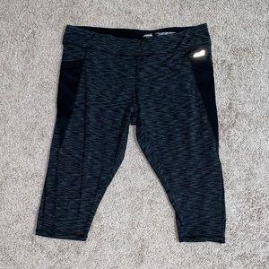 Avia Capri Leggings with Side Pockets